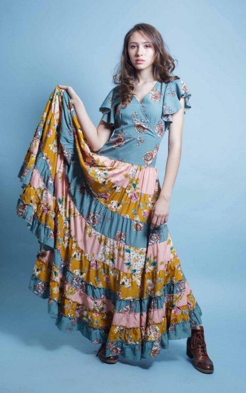 Vestido Guajira #1-1
