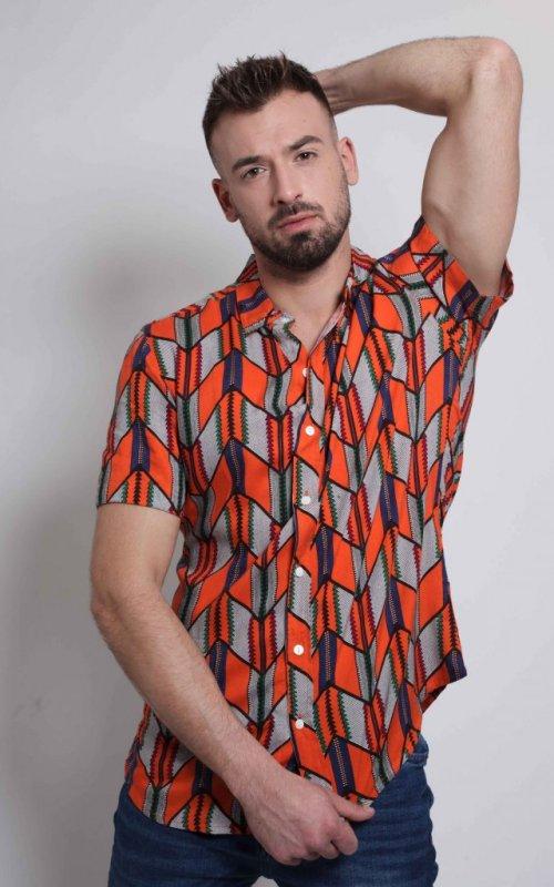 Camisa Senegal 4