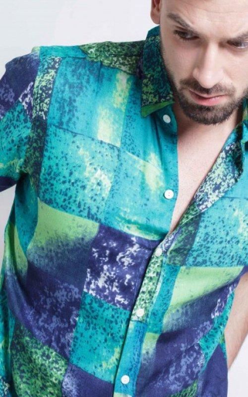Camisa Poseidonia 3