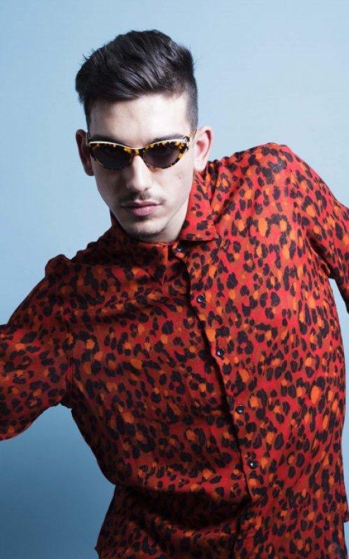 Camisa Tigre Rojo 5