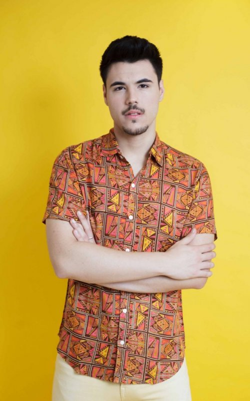 Camisa Tierra 3