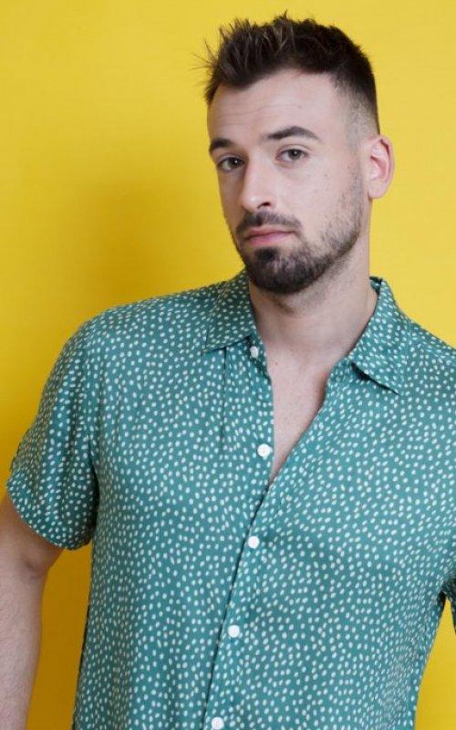 Camisa WA 1
