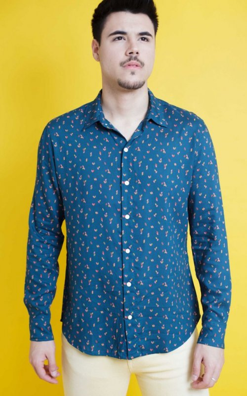 Camisa Jardin 2
