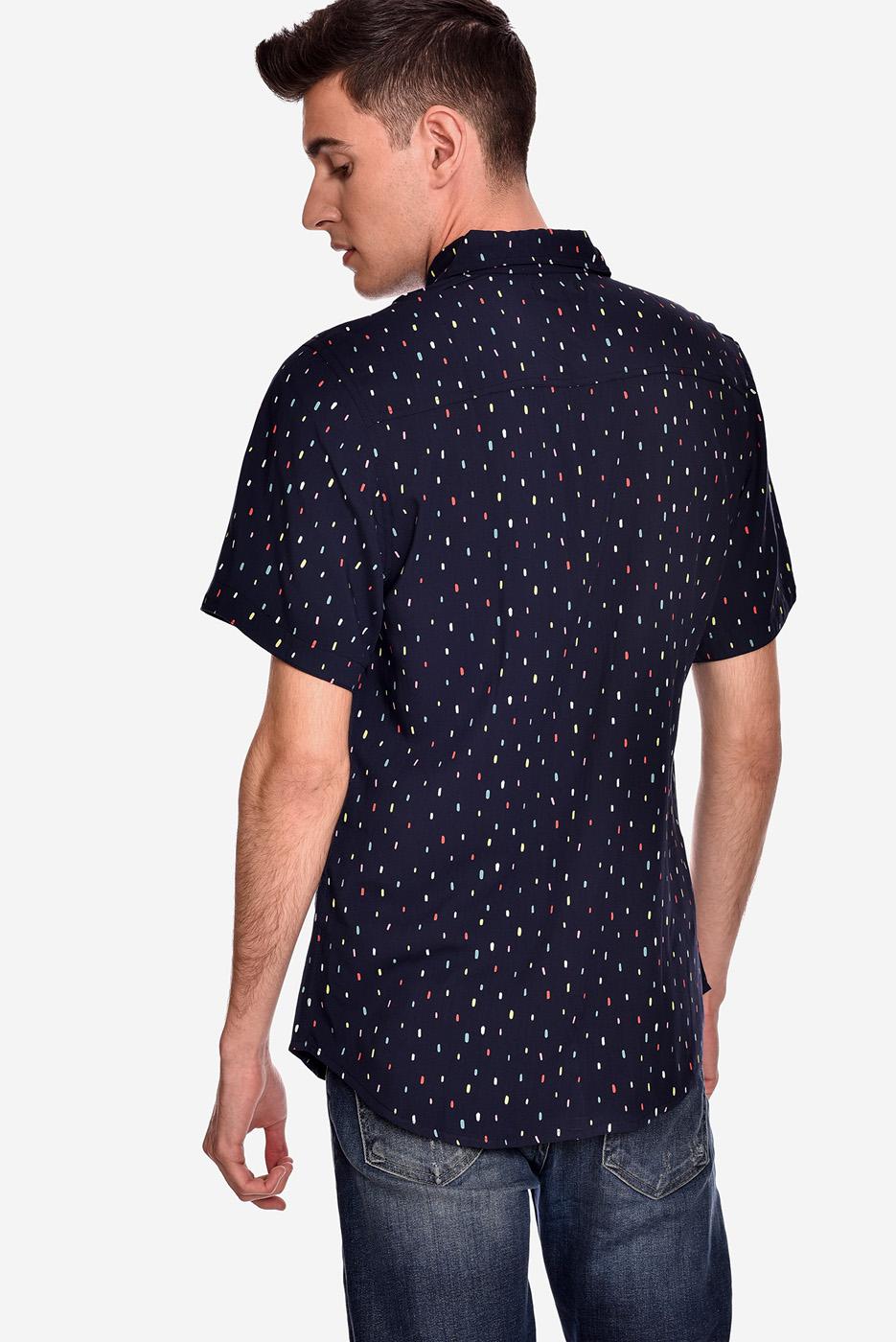 camisa-manga-corta-estampado-rock-lluvia-2