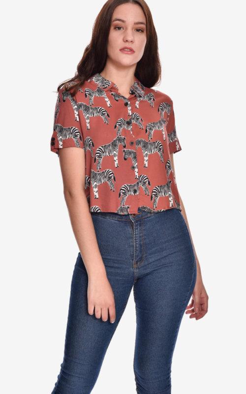 camisa-indie-mujer-manga-larga-estampado-cebras