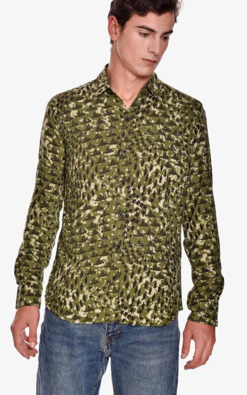 camisa-manga-larga-estampado-jazz-shirt-mapa