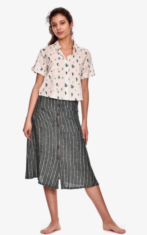 falda-mujer-estampado-bon-vivant-arrow